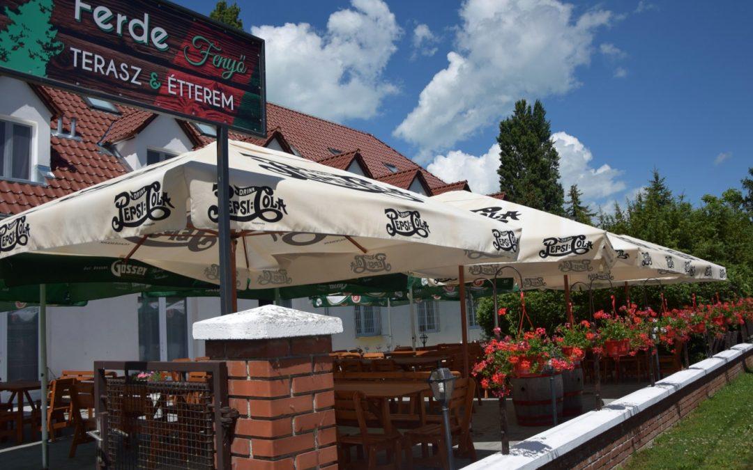 Kóstolja meg Straub Dezső kedvencét a Ferde Fenyő Étteremben!