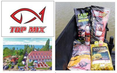 TOPMIX Horgászati lehetőség Üdülőnkben
